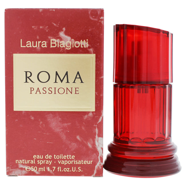 Roma Passione by Laura Biagiotti EDT Spray for Women 1.7oz