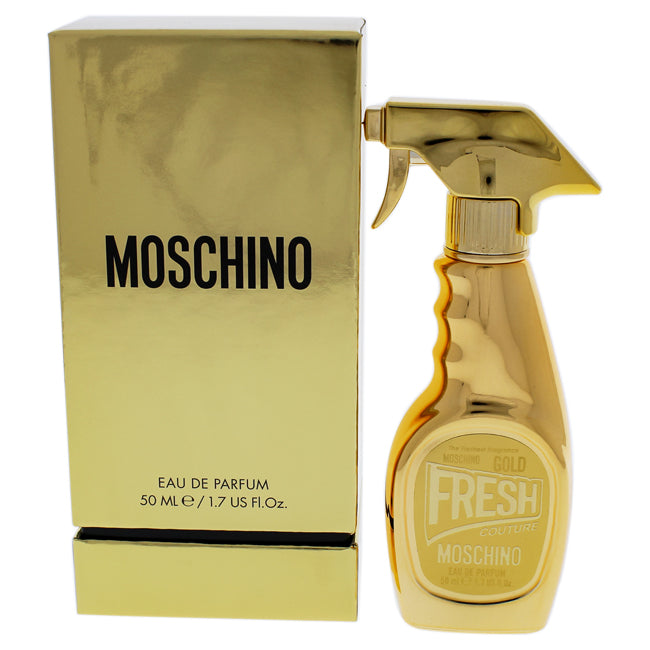 Moschino Gold Fresh Couture by Moschino EDP Spray for Women 1.7oz