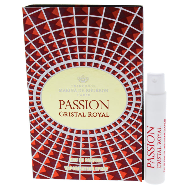 Cristal Royal Passion by Marina de Bourbon EDP Spray for Women 1ml