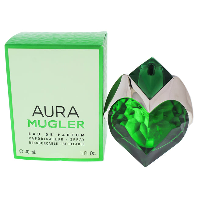 Aura Mugler by Thierry Mugler EDP Spray for Women 1oz