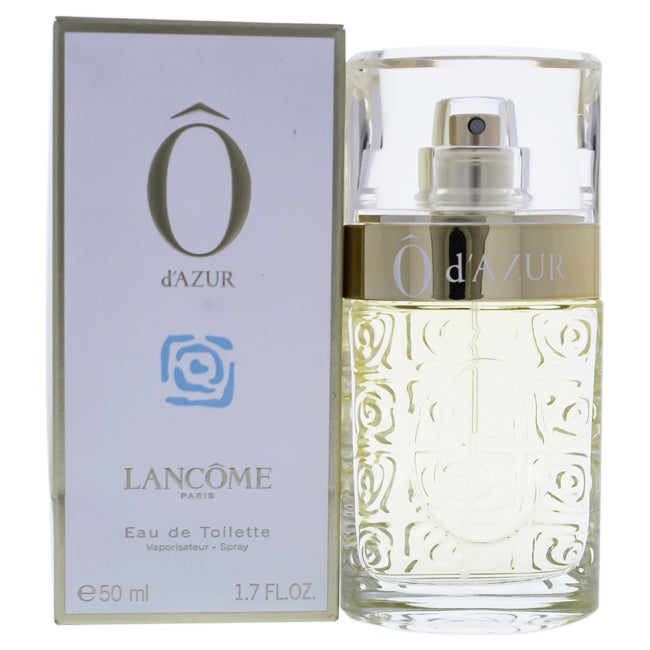 O DAzur by Lancome EDT Spray for Women 1.7oz