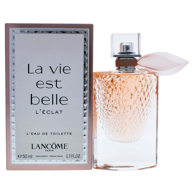 La Vie Est Belle LEclat by Lancome EDT Spray for Women 1.7oz