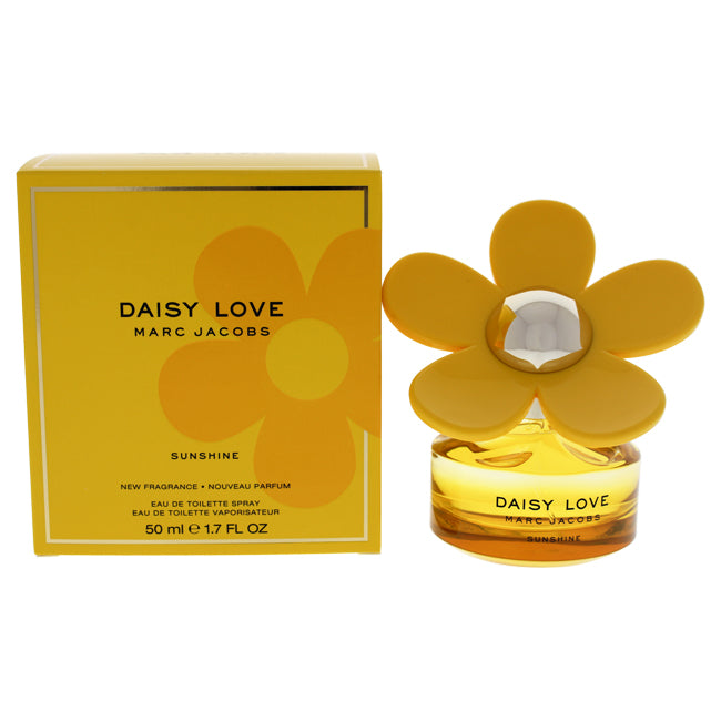 Daisy Love Sunshine by Marc Jacobs for Women - 1.7 oz EDT Spray
