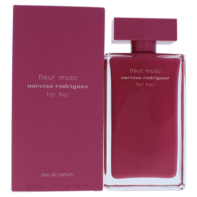 Fleur Musc by Narciso Rodriguez EDP Spray for Women 3.3oz