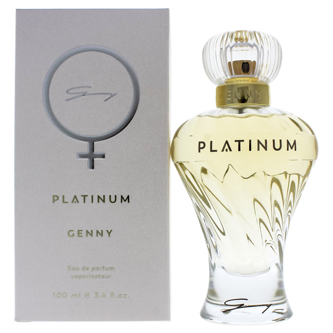 Platinum Genny by Genny EDP Spray for Women 3.4oz