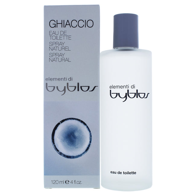 Elementi Di Ghiaccio by Byblos EDT Spray for Women 4oz