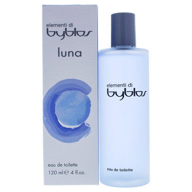Elementi Di Luna by Byblos EDT Spray for Women 4oz