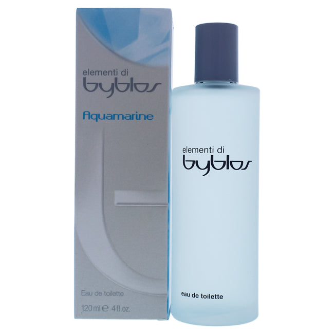 Elementi Di Aquamarine by Byblos EDT Spray for Women 4oz
