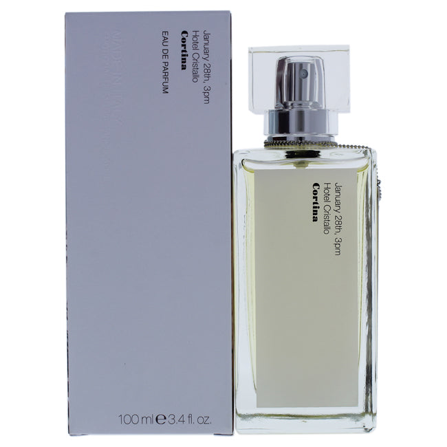 January 28th 3PM Hotel Cristallo Cortina by Memento Italian Olfactive Landscapes for Women 3.4oz