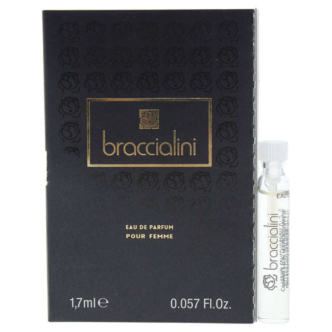 Braccialini by Braccialini EDP Spray Vial Mini for Women 0.057oz