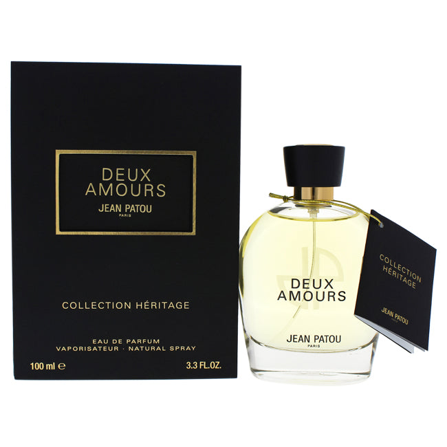 Deux Amours by Jean Patou EDP Spray for Women 3.3oz