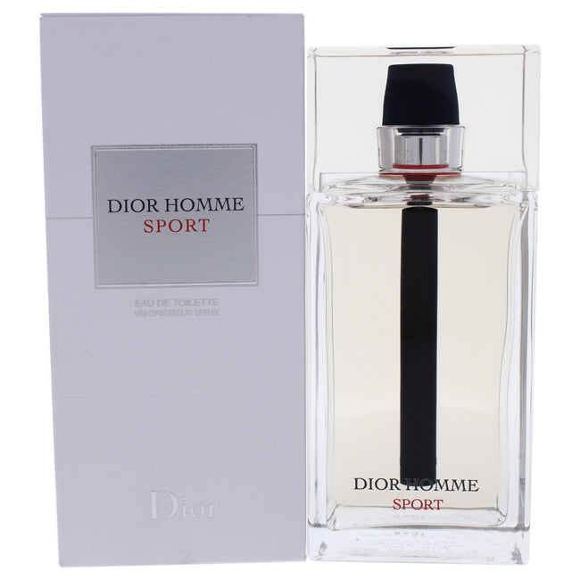 Dior Homme Sport by Christian Dior for Men - 6.8 oz EDT Spray