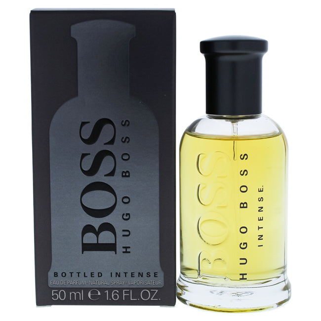 Boss Bottled Intense by Hugo Boss for Men - 1.6 oz EDP Spray