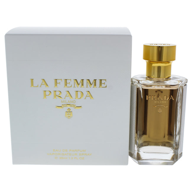 La Femme Prada by Prada EDP Spray for Women 1.2oz
