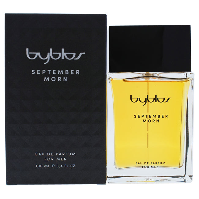 September Morn by Byblos EDP Spray for Men 3.4oz