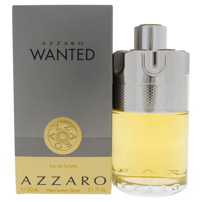 Azzaro Wanted by Loris Azzaro for Men - 5.1 oz EDT Spray