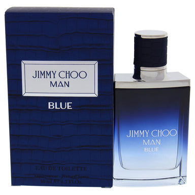 Jimmy Choo Man Blue by Jimmy Choo for Men - 1.7 oz EDT Spray