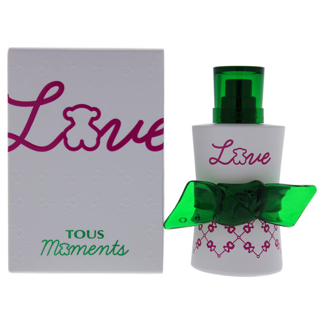 Tous Love Moments by Tous for Women - 1.7 oz EDT Spray