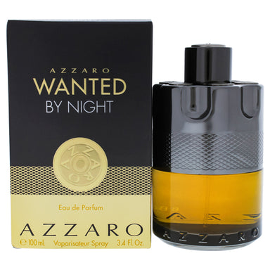 Wanted by Night by Loris Azzaro for Men - 3.4 oz EDP Spray