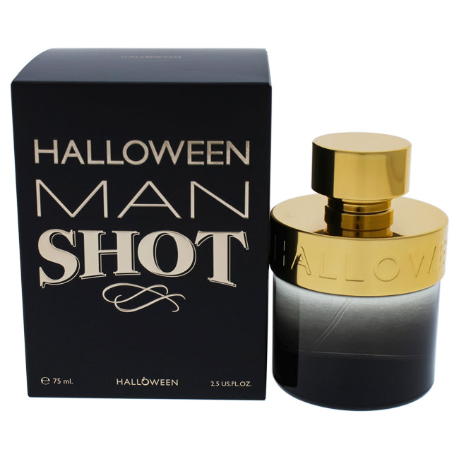 Halloween Man Shot by J. Del Pozo for Men - 2.5 oz EDT Spray