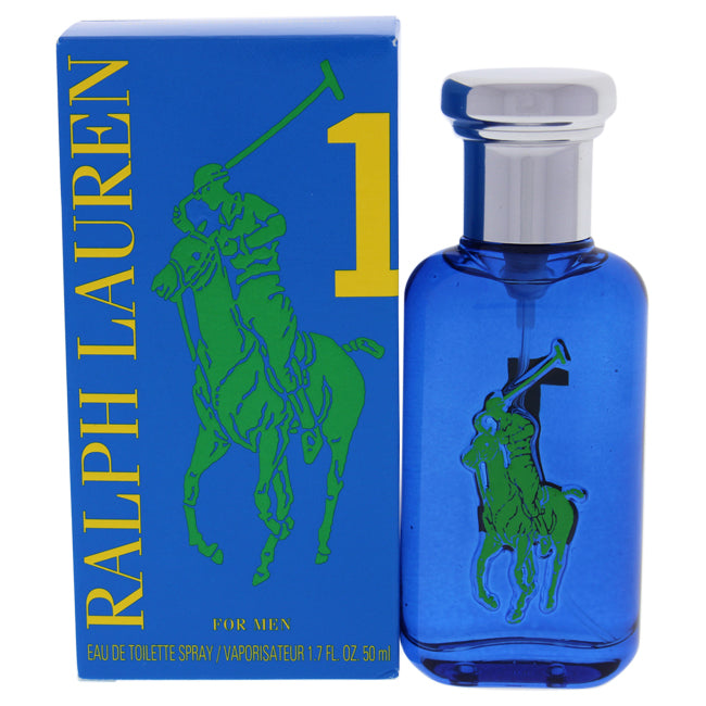 The Big Pony Collection - 1 by Ralph Lauren for Men - 1.7 oz EDT Spray