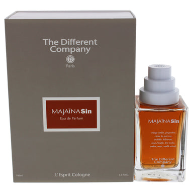 Majaina Sin by The Different Company for Unisex 3.3 oz EDP Spray