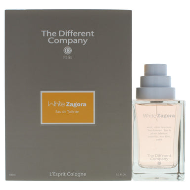 White Zagora by The Different Company for Unisex 3.3 oz EDT Spray