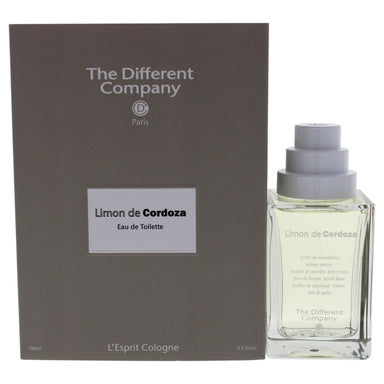 Limon De Cordoza by The Different Company for Unisex - 3.3 oz EDT Spray