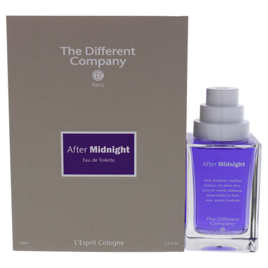After Midnight by The Different Company for Unisex - 3.3 oz EDT Spray