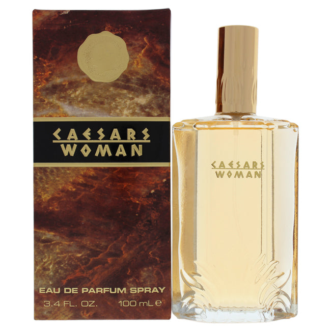 Caesars Woman by Caesars for Women - 3.3 oz EDP Spray
