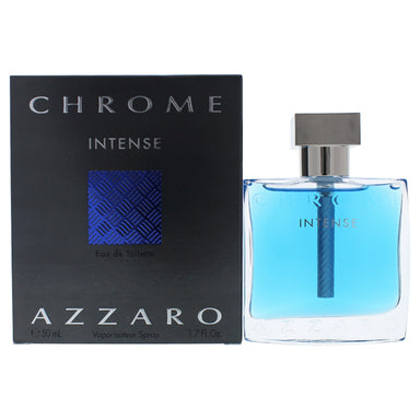 Chrome Intense by Loris Azzaro for Men - 1.7 oz EDT Spray