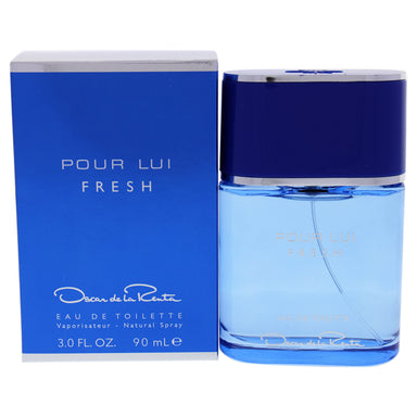 Oscar Pour Lui Fresh by Oscar De La Renta for Men - 3 oz EDT Spray