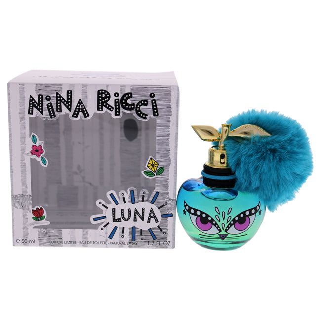 Les Monstres De Nina Ricci Luna by Nina Ricci for Women - 1.7 oz EDT Spray