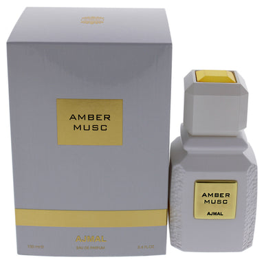 Amber Musc by Ajmal for Unisex - 3.4 oz EDP Spray