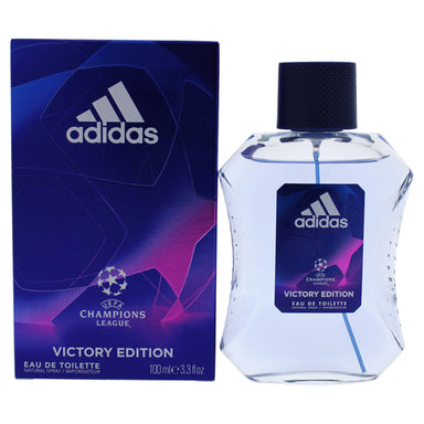 UEFA Champions League by Adidas for Men - 3.4 oz EDT Spray (Victory Edition)