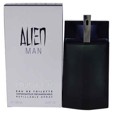 Alien Man by Thierry Mugler for Men - 3.4 oz EDT Spray