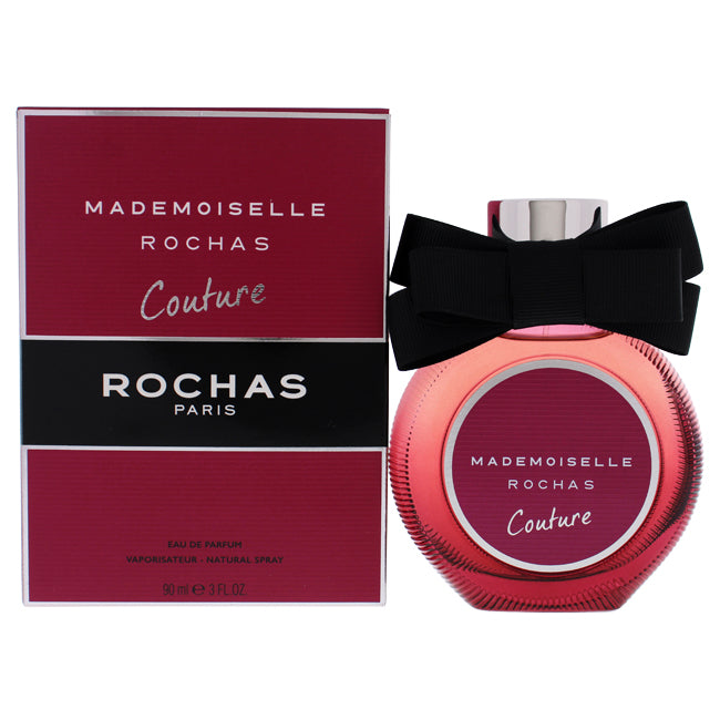 Mademoiselle Rochas Couture by Rochas for Women - 3 oz EDP Spray