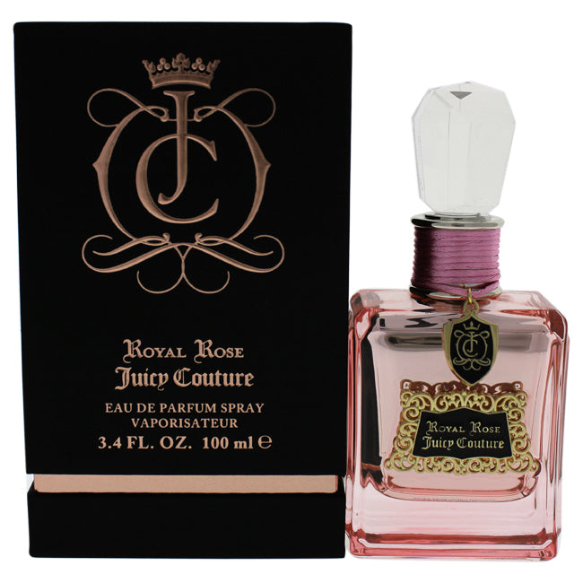 Royal Rose by Juicy Couture for Women - 3.4 oz EDP Spray