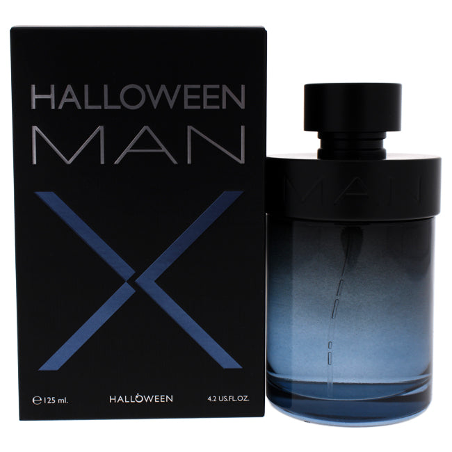 Halloween Man X by J. Del Pozo for Men - 4.2 oz EDT Spray