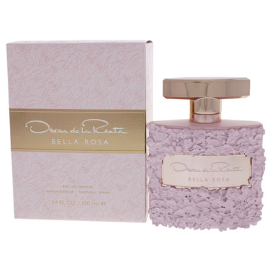 Bella Rosa by Oscar de la Renta for Women - 3.4 oz EDP Spray