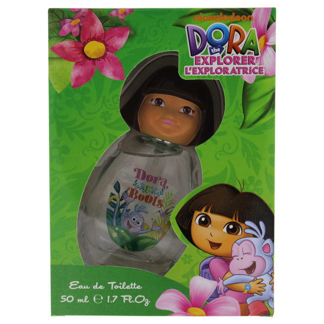 Dora and Boots by Marmol and Son for Kids - 1.7 oz EDT Spray