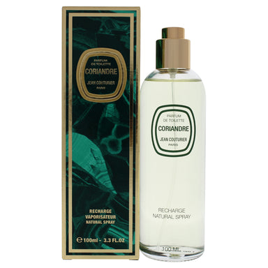 Coriandre by Jean Couturier for Women - 3.3 oz PDT Spray