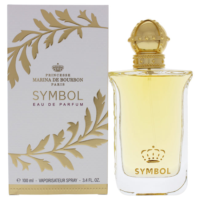 Symbol by Princesse Marina de Bourbon for Women - 3.4 oz EDP Spray