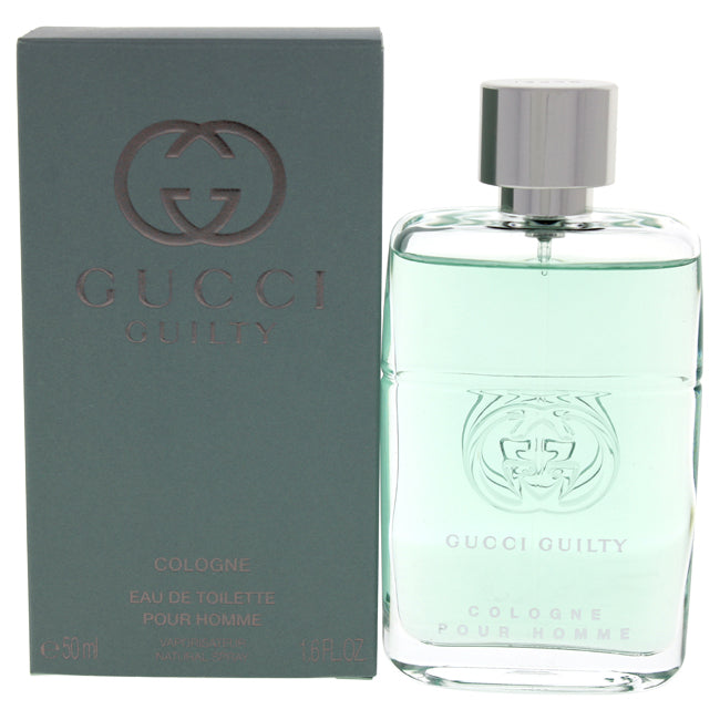 Gucci Guilty Cologne by Gucci for Men - 1.6 oz EDT Spray