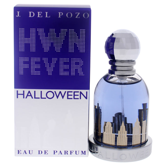 Halloween Fever by J. Del Pozo for Women - 1 oz EDP Spray