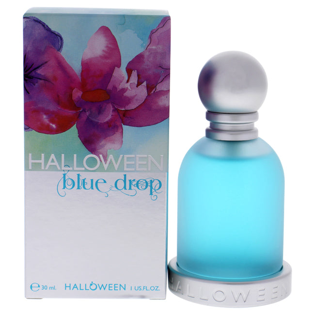Halloween Blue Drop by J. Del Pozo for Women - 1 oz EDT Spray