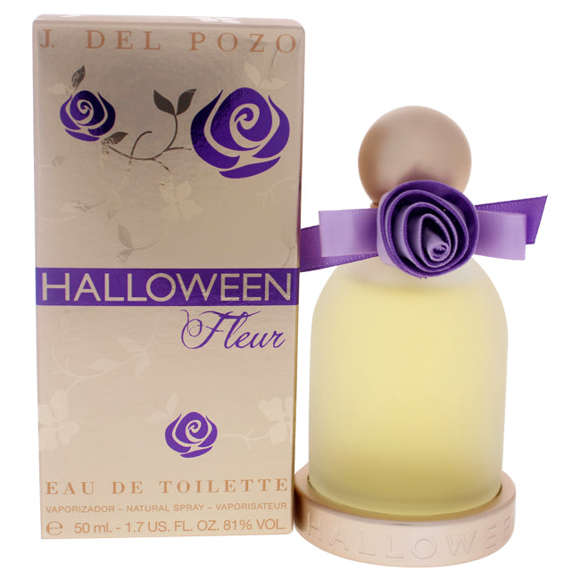 Halloween Fleur by J. Del Pozo for Women - 1.7 oz EDT Spray