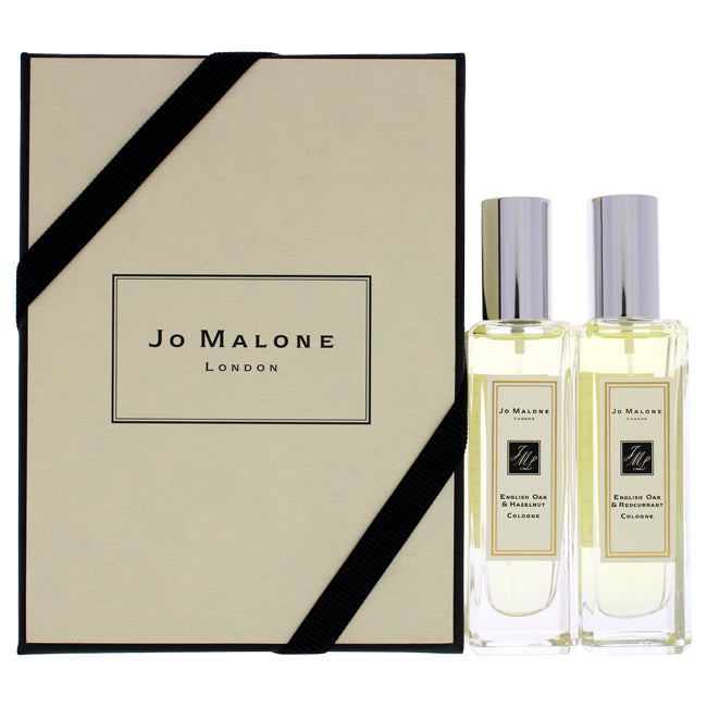 Jo Malone by Jo Malone for Unisex - 1oz English Oak and Hazelnut Cologne Spray, English Oak and Hazelnut and Redcurrant Cologne Spray