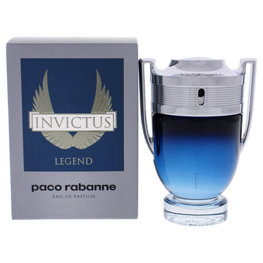 Invictus Legend by Paco Rabanne for Men - 1.7 oz EDP Spray