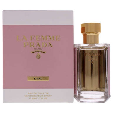 La Femme Prada Leau by Prada for Women - 1.7 oz EDT Spray
